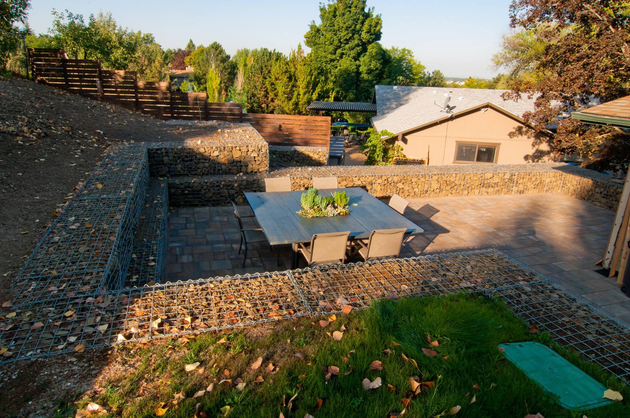 Landscaper landscape design hardscaping boise id for Boise residential architects
